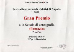 Гастроли, конкурсы, фестивали